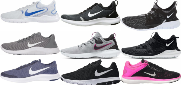buy nike flex running shoes for men and women