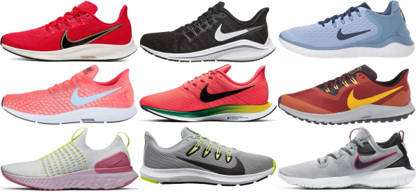 buy nike flywire running shoes for men and women