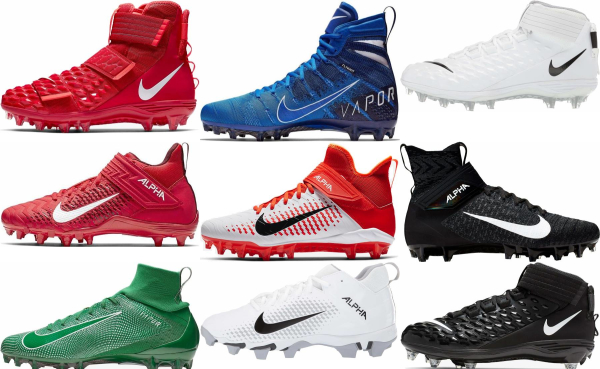 buy nike football cleats for men and women