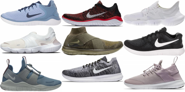 buy nike free running shoes for men and women