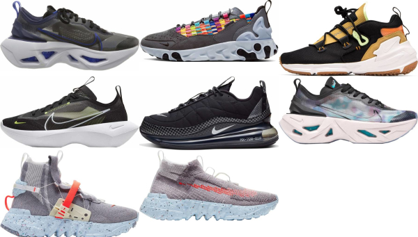 buy nike futuristic sneakers for men and women
