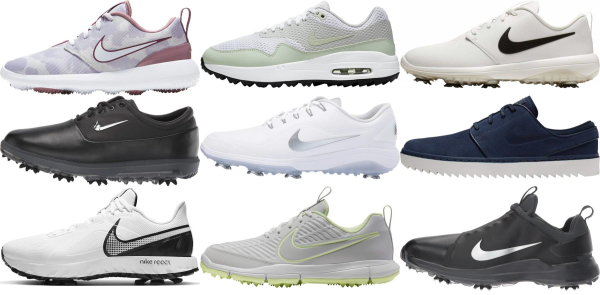 buy nike golf shoes for men and women