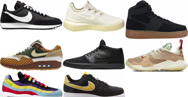 buy nike gum sole sneakers for men and women