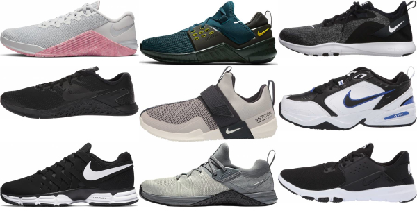 buy nike gym shoes for men and women