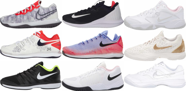 buy nike hard court tennis shoes for men and women