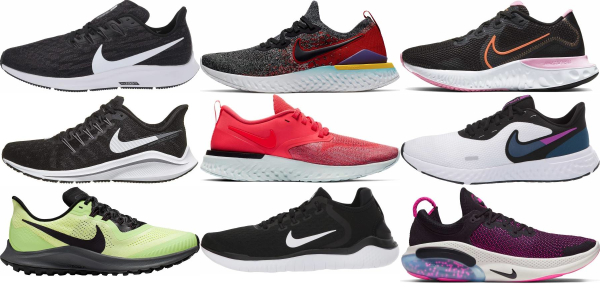 buy nike high arch running shoes for men and women