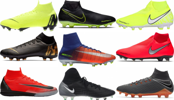 Save 49% on Nike High Top Soccer Cleats