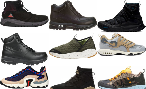 buy nike hiking sneakers for men and women