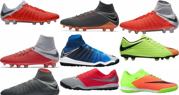 buy nike hypervenom soccer cleats for men and women
