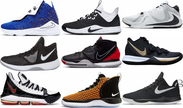 buy nike lace-up basketball shoes for men and women