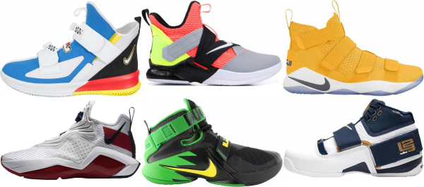 buy nike lebron soldier basketball shoes for men and women