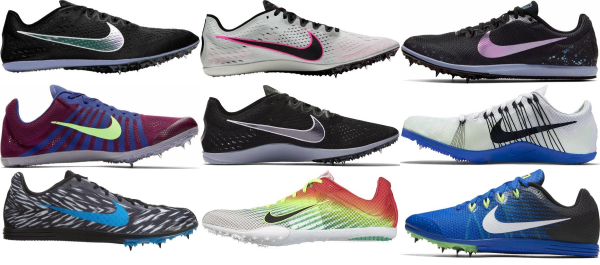 buy nike long distance track & field shoes for men and women