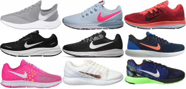 buy nike low arch running shoes for men and women