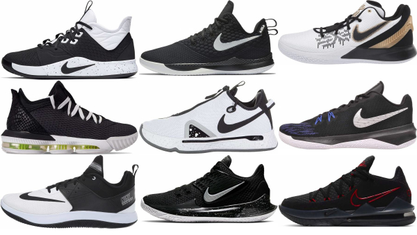 buy nike low basketball shoes for men and women