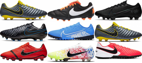 buy nike low top soccer cleats for men and women