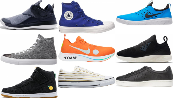 buy nike lunarlon sneakers for men and women