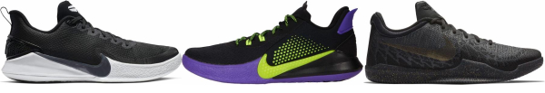 buy nike mamba basketball shoes for men and women