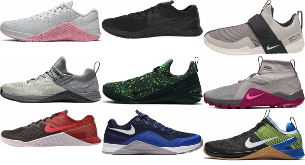 buy nike metcon training shoes for men and women