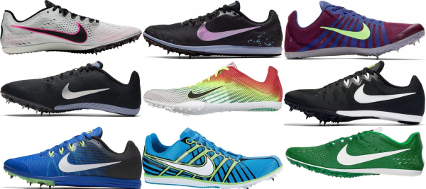 buy nike mid distance track & field shoes for men and women