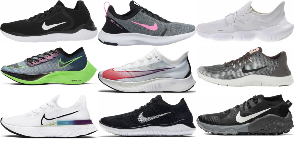 Nike Midfoot Strike Running Shoes