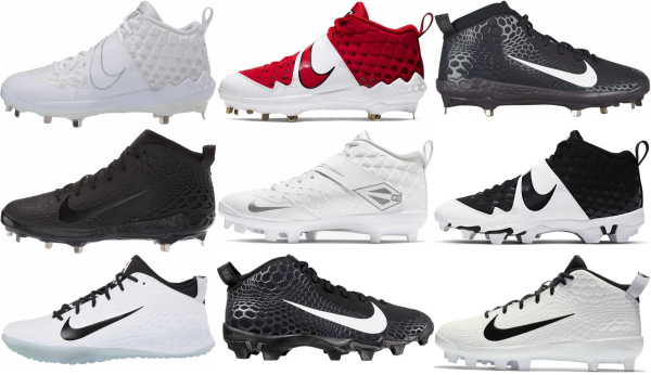 buy nike mike trout baseball cleats for men and women