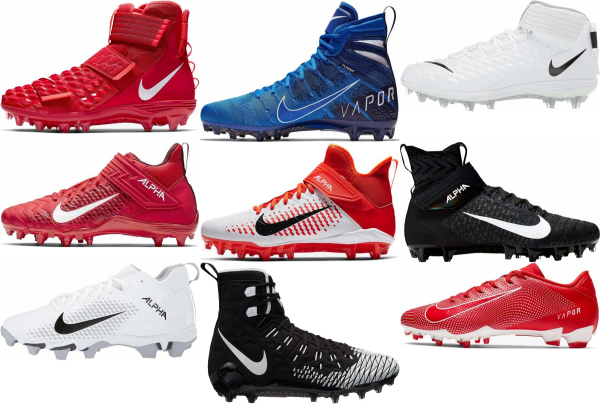 buy nike molded football cleats for men and women