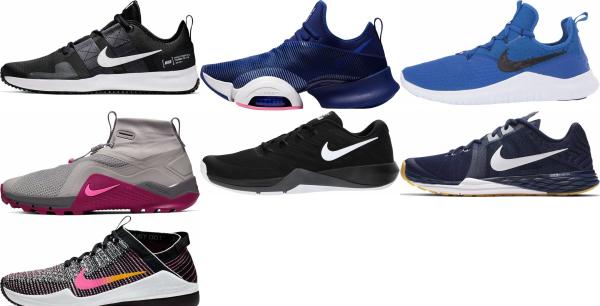 Nike Non-marking Sole Training Shoes