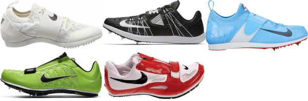 buy nike pole vault track & field shoes for men and women