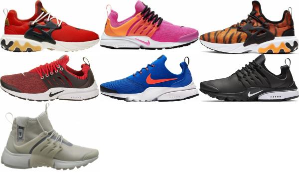 buy nike presto sneakers for men and women