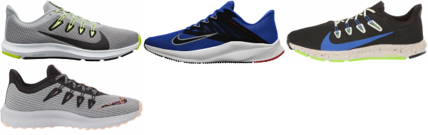 buy nike quest running shoes for men and women