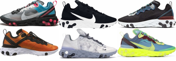 buy nike react element sneakers for men and women