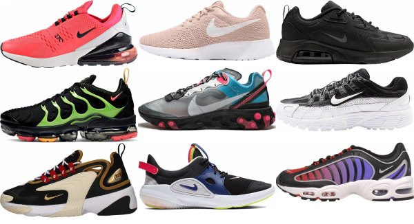 buy nike running sneakers for men and women