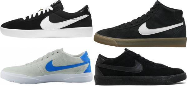 buy nike sb bruin sneakers for men and women