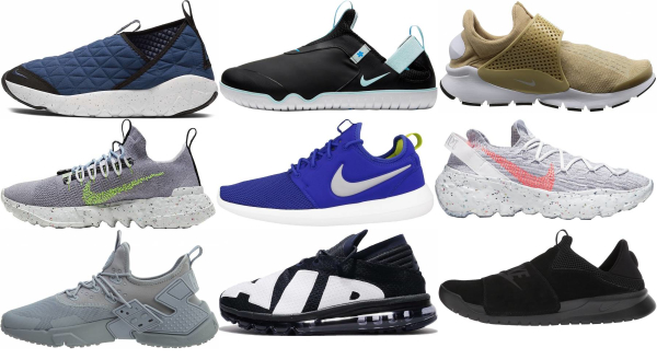 buy nike slip-on sneakers for men and women