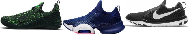 buy nike slip-on training shoes for men and women