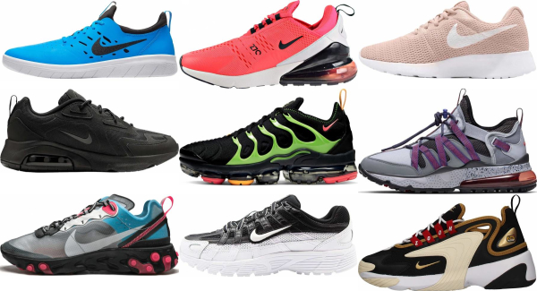 buy nike sneakers for men and women