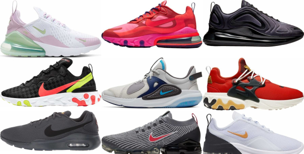 buy nike spring sneakers for men and women