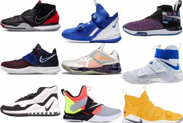 Save 44% on Nike Strap Basketball Shoes