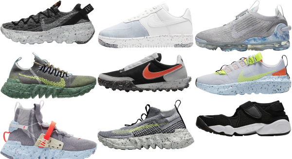 buy nike sustainable sneakers for men and women