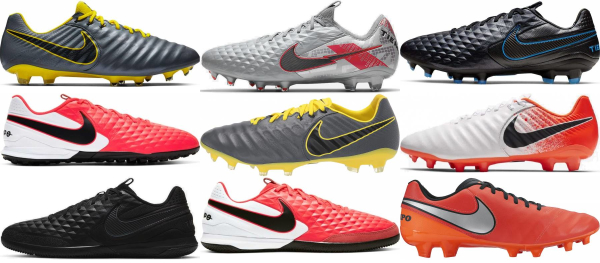 buy nike tiempo soccer cleats for men and women