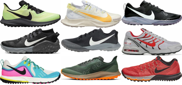 buy nike trail running shoes for men and women