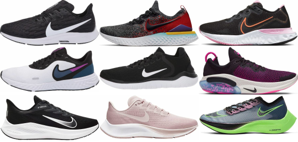 buy nike treadmill running shoes for men and women
