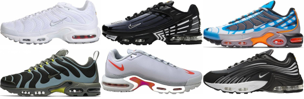 buy nike tuned air sneakers for men and women