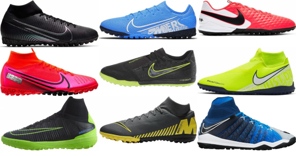 buy nike turf soccer cleats for men and women