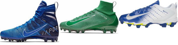 buy nike vapor football cleats for men and women