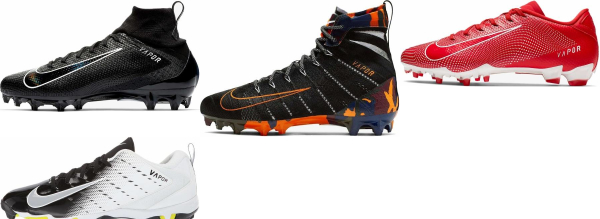 buy nike vapor untouchable football cleats for men and women