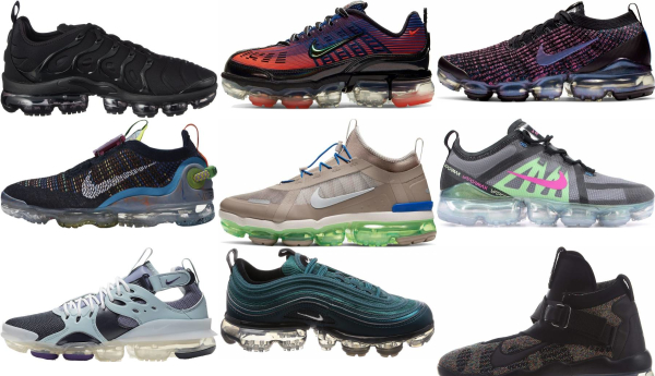 buy nike vapormax sneakers for men and women