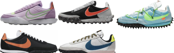 buy nike waffle sneakers for men and women