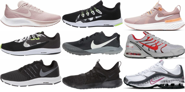 buy nike walking running shoes for men and women