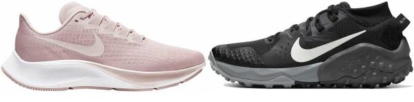 Nike Wide Toe Box Running Shoes